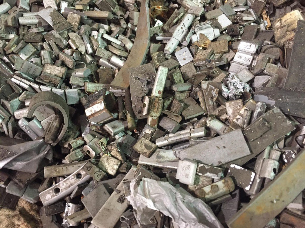 Scrap Metal Recycling in Franklin County PA | Aluminum
